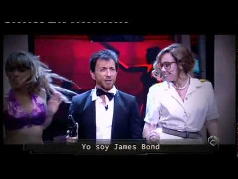 EL HORMIGUERO: JAMES BOND, EL MUSICAL