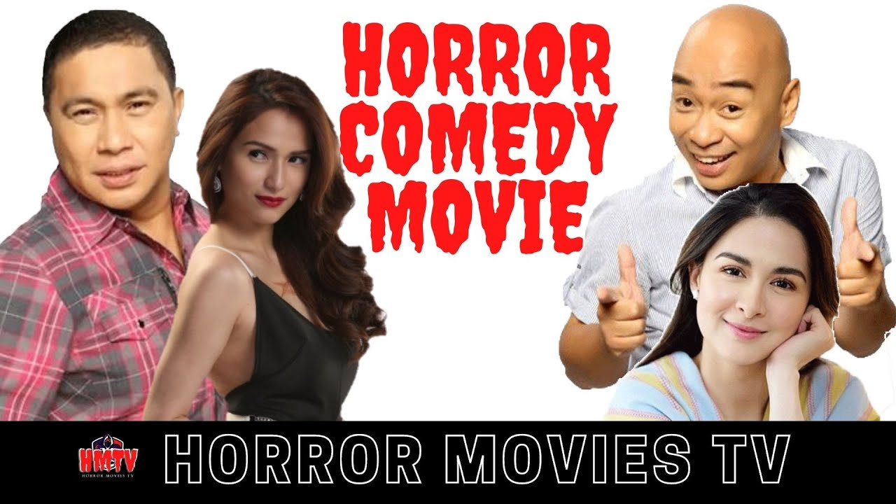 Download Best Tagalog Comedy Horror Movies   Jose and Wally (Full Movie)