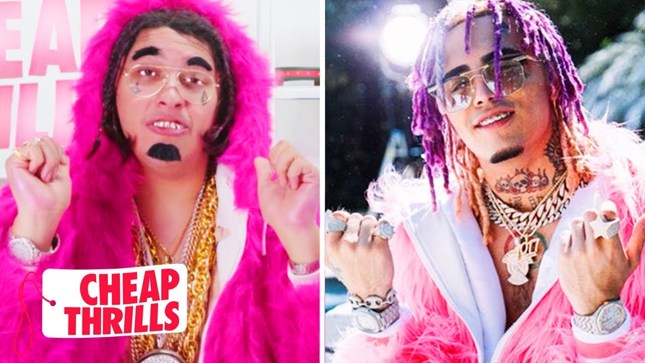 How to Dress Like Lil Pump   Cheap Thrills