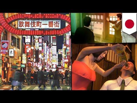 80分266万円!ぼったくり急増の歌舞伎町でキャバクラ6店摘発