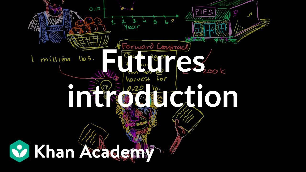Futures introduction (video) | Khan Academy