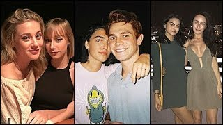 Real Life Family of Riverdale