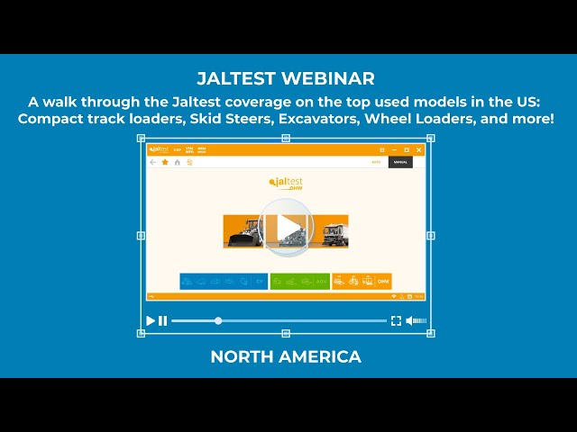 JALTEST WEBINAR |  A walk through the Jaltest coverage on the top used models in the US!
