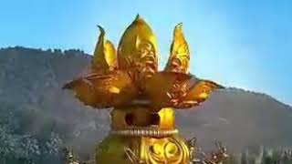 Bhakti Bhaw shubh bhawna.... Aarti..Beautiful animation