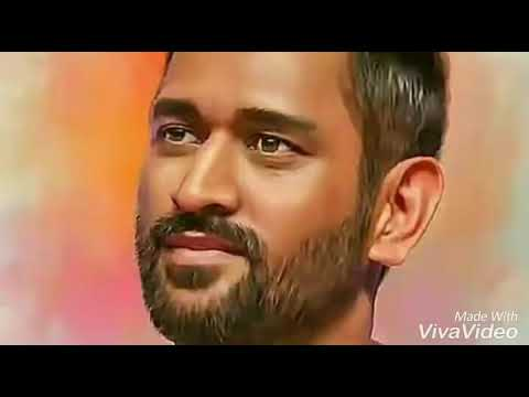 Thala Dhoni Song by Dhoni Version in Tamil