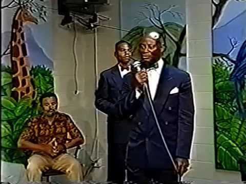 Dr. Khallid Championing The Call Of The Million Man March '95