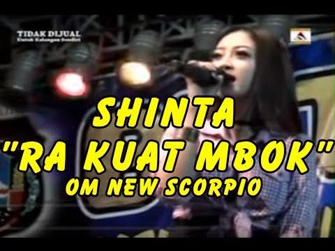 SHINTA OM NEW SCORPIO - RA KUAT MBOK LIVE IN BLITAR TERBARU 2017