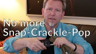 Guitar CONTACT CLEANER - No More Snap Crackle & Pop - Guitar Discoveries #10