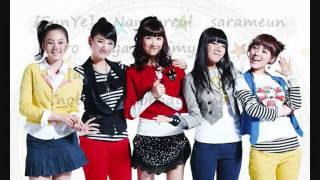 Wonder Girls-Nobody (Korean Ver. WITH LYRICS!!!)