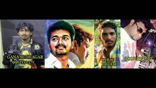 thalapathy gana song