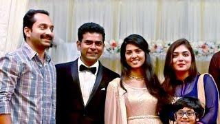 Alphonse Puthren Aleena Engagement Fahadh Faasil, Nazriya Nazim