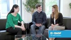 Digitalisierungsexperten bei BASF
