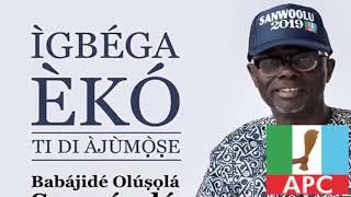 Jide Sanwoolu video