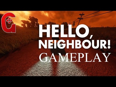 Hello, Neighbour! Prototype Gameplay preview thumbnail