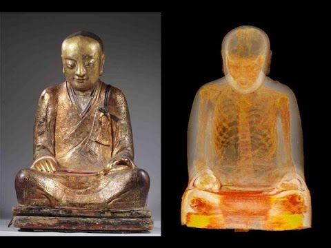 Mummified Monk Found Inside 1,000-year-old Buddha Statue