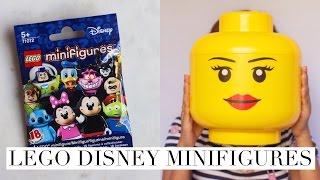 Opening LEGO Disney Minifigures // Magali Vaz