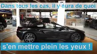 Découvrez le Salon de l'auto à Pau, ce week-end au parc des expositions