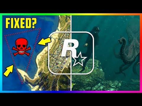ROCKSTAR FINALLY RESPONDS TO THE PALETO TRIANGLE MYSTERY IN GTA ONLINE! (GTA 5 BERMUDA TRIANGLE)