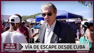 Vía de Escape  desde Cuba el domingo a las 22 hs