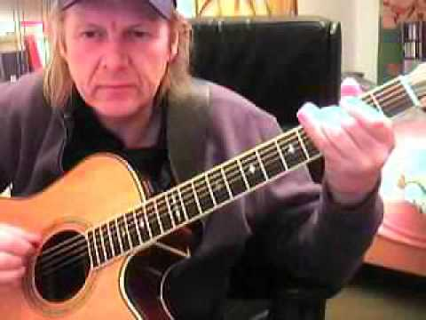 Bittersweet Symphony The Verve Guitar Lesson by Siggi Mertens