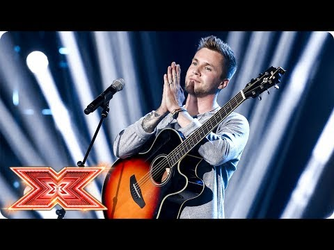 Will Bill Downs be Nicole's Six Chair songbird? | Six Chair Challenge | The X Factor 2017