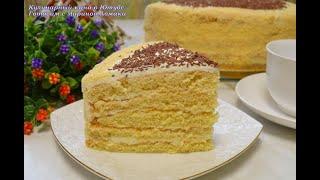 Торт который можно заморозить до праздников Торт ЛАКОМКА