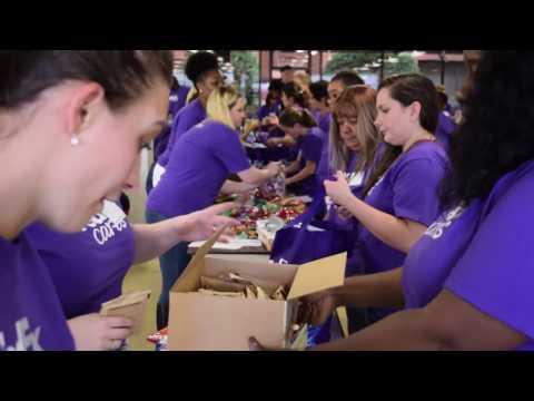 Transformance - FedEx Blue Sky Region Volunteer Event - 10.19.16