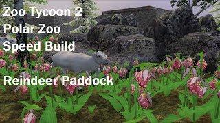 Zoo Tycoon 2: Polar Zoo Speed Build - Episode #3