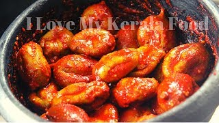 KanniManga Achaar കണ്ണിമാങ്ങ അച്ചാർ Kerala Style Tender Mango Pickle