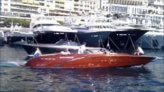 Monaco Yacht Show 2014 - Toys for boys - $100m YachtClub