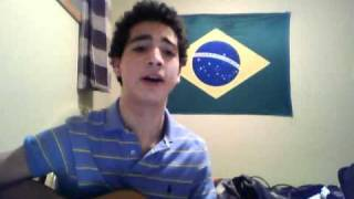 Pedro Reis - Fly me to the moon (cover)
