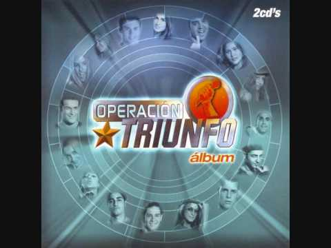 Mi música es tu voz - Academia Operación Triunfo