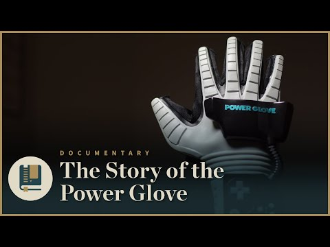 The Power Glove - Gaming Historian