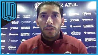 La rivalidad se queda en la cancha, después de 90 minutos los jugadores sobre el césped vuelven a ser compañeros de profesión, no pasa de ahí, explicó Jesús Corona.    #CruzAzul #LigaMx #América