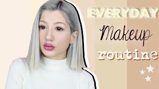 Everyday Makeup Routine • Venetia Kamara