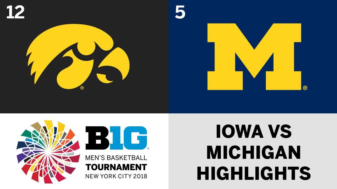 A look at Iowa's Big Ten men's basketball tournament history