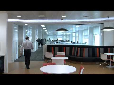 Tour CBRE's new London headquarters