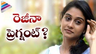Repeat youtube video Regina Cassandra Pregnant?   Latest Tollywood News   Telugu Filmnagar