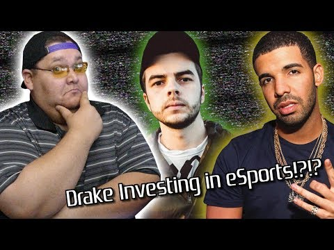 "Drake Invests in Nadeshot's ""100 Thieves"" eSports Organization"