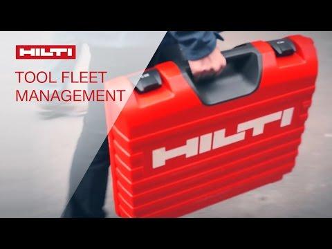TESTIMONIALS by customers about Hilti Tool Fleet Management