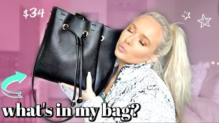 WHAT'S IN MY BAG 2019! | Kiki Chanel