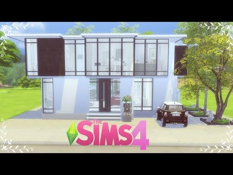 The Sims 4 | Speed Build- Paradise House