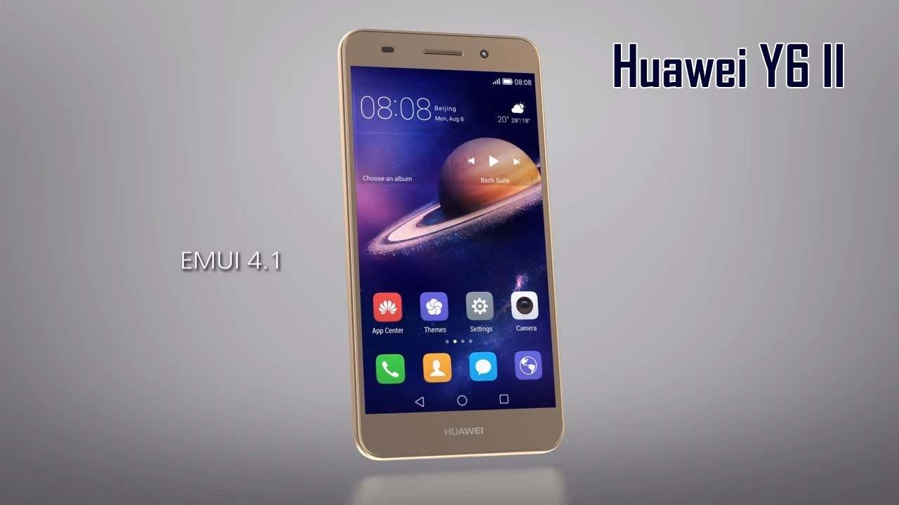 Huawei Y6 Ii Product Video