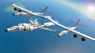 KSP: Air-Launched Rocket Plane!