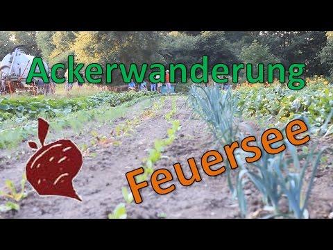 """Ackerwanderung - """"Feuersee"""""""