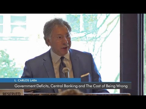 Government Deficits, Central Banking, and the Cost of Being Wrong | Carlos Lara