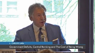 Government Deficits, Central Banking, and the Cost of Being Wrong   Carlos Lara