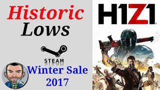 Steam Winter Sale 2017 | Historic Lows
