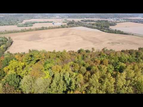 Phantom 4 drone over Dresden ohio