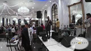Dare Ajayi (Maxidray) Live @ Wedding in Chicago, Illinois 5/3/19
